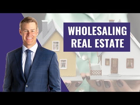 Wholesaling Real Estate - An Easier Way to Set up Your Deals