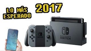 LOS 5 PRODUCTOS TECNOLÓGICOS MÁS ESPERADOS DEL 2017