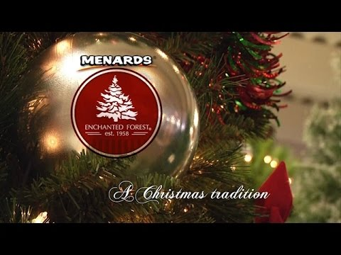 Menards Enchanted Forest - A Christmas Tradition