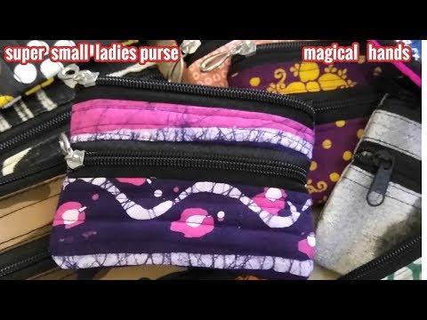 ladies purse make at home Diy|how to make purse at home 2018