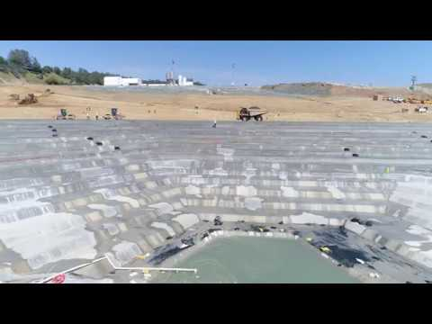 Oroville Spillways Phase 2 Update Early April 2018