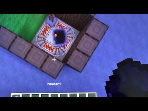 Minecraft build tutorial working roulette table