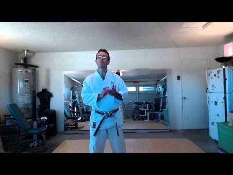 Shotokan Home Training - Kihon (Basics)