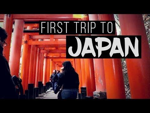 JAPAN VLOG // TOKYO - OSAKA - KYOTO - NARA - DISNEY 2018