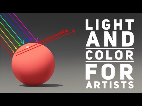 The Science of Light and Color for Artists