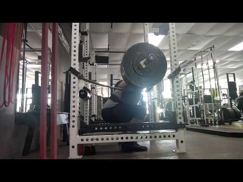 Brutal Iron Gym - Stepping Back to Move Forward (see description)