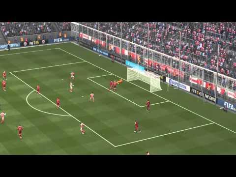 Fifa 15 Belg met magische voeten| ft Job