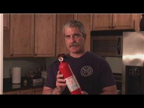 Home Safety Tips : How to Choose the Best Fire Extinguisher for My Home