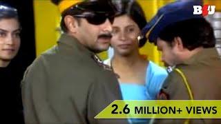 Funny Policewala Arshad Warsi & Rajpal Yadav | Ek Se Bure Do | Comedy Scene
