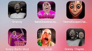 granny barbie mod mr meat chapter two vs 2 абеги джо гренни mods by abegi jo is funny моды все mod