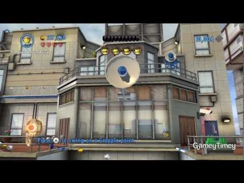 Lego City UnderCover Chapter 2 Part 2