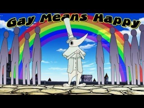 AMV - Gay Means Happy - Bestamvsofalltime Anime MV ♫