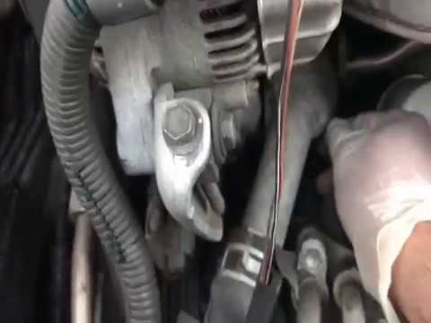 1999 toyota camry thermostat replacement