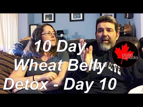 10 Day Wheat Belly Detox | Day 10