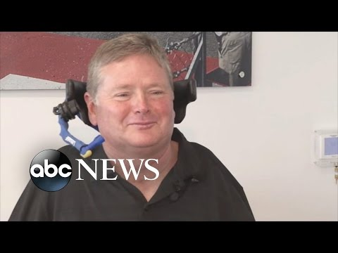 Paralyzed Man Gets Driver's License