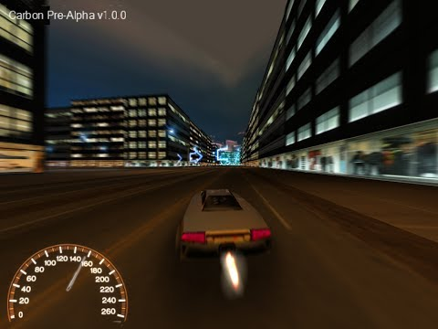 Game Maker 8.0 PRO 3D Racing Game