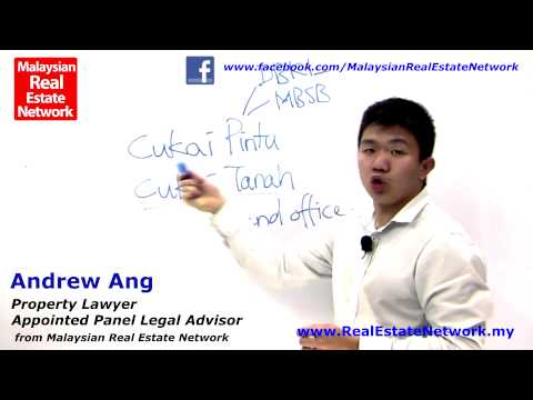 Property Investment Malaysia Legal Tips No 12 - What Is Cukai Pintu and Cukai Tanah?