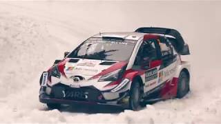 Rally Sweden 2018 - Highlights Day 1