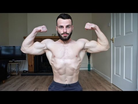 Bodyweight Arm Workout At Home - No Equipment Needed
