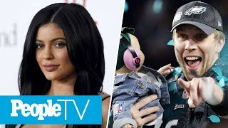 Kylie Jenner Gives Birth: Breaking Down Her Pregnancy Video, Stars React To Eagles
