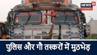 Download गौ तस्करों ने पुलिस पर की फायरिंग   Rajasthan Latest News   Breaking News Video