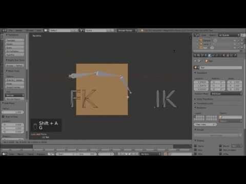 Create an IK/FK Switcher