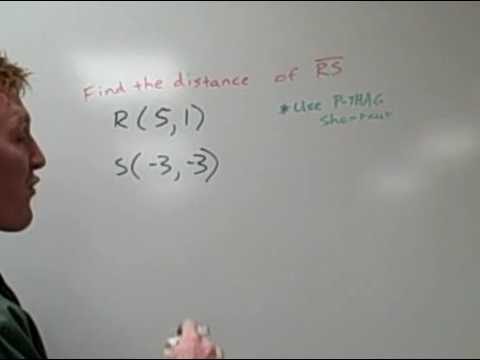 Distance between Two Coordinates