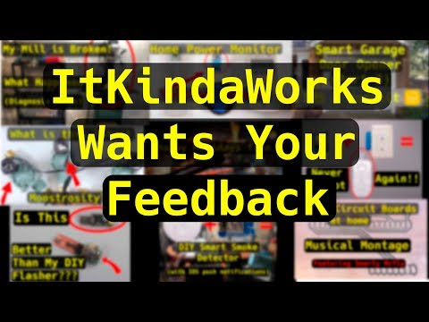 IKW Wants to Feature YOUR projects (and hear your thoughts)!
