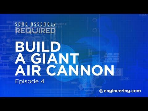Build a Giant Air Cannon