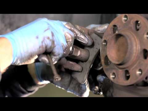 How to Change Rear Brake Discs & Pads