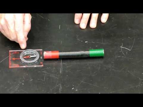 Magnetic Field Demo: Bar Magnet