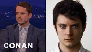 Elijah Wood Is Ready To Fight Daniel Radcliffe  - CONAN on TBS