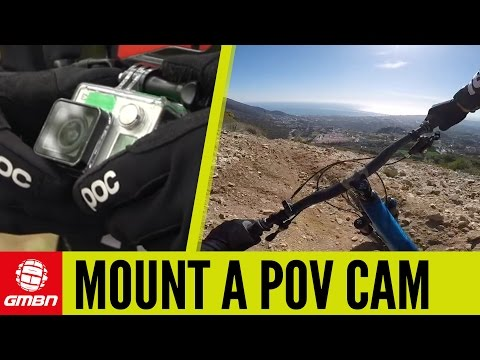How To Set Up An Action Camera For Mountain Biking
