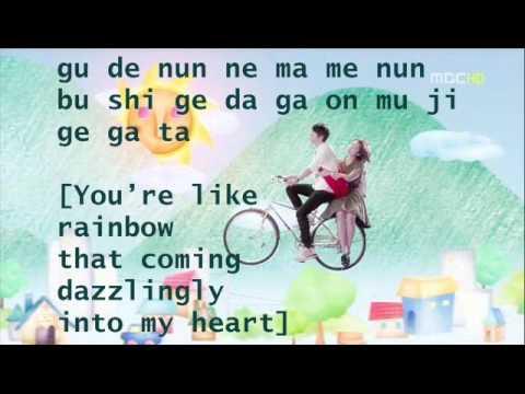 the day we fall in love by park shin hye w/ english lyrics