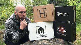 Which One? BattlBox VS. Spec Ops Global VS. Hunt Vault VS. Valor Blocks