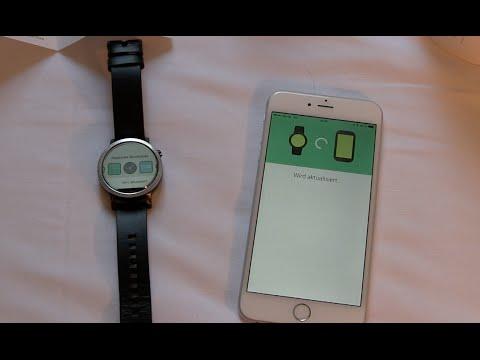 Motorola Moto 360 2015 2.Gen 48 Stunden Kurztest