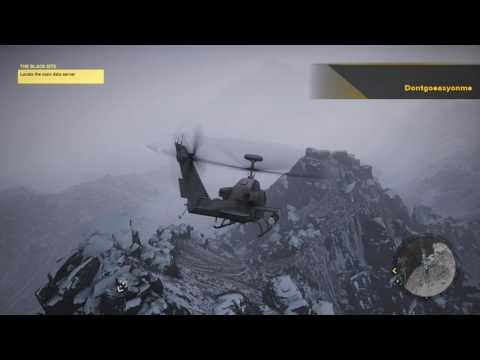 Tom Clancy's Ghost Recon® Wildlands Cobra AH-1 Attack Helicopter Location