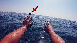 Балдармен теңізге бардым - Шын өмірде!