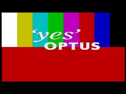 Optus Business TV2 Test Card (6 May 18)