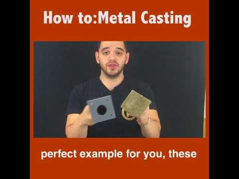 Metal Casting - Prototype Shrinkage