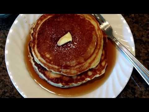 Organic Pancakes - SaturdayProjects™ - FOOD VIDEOS