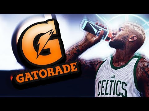 Gatorade Endorsement Commercial   BOOMING ALL OVER THE COMPETITION   NBA 2k17 MyCareer