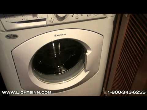 Splendide Stacked Washer & Dryer | Lichtsinn Motors
