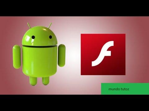 Cómo instalar Adobe Flash Player en tu terminal Android ics jelly bean kitkat lollipop