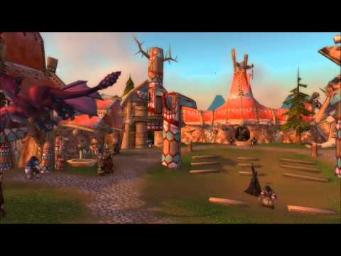 30 minutes Thunder Bluff music - ingame - World of Warcraft