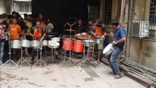 gang the musicians, first attamp of BAPPA TU FROM Baanjo Movie.