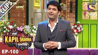 Kapil jokes about Funny Headlines of News Channels -The Kapil Sharma Show -Ep-100 - 23rd Apr, 2017