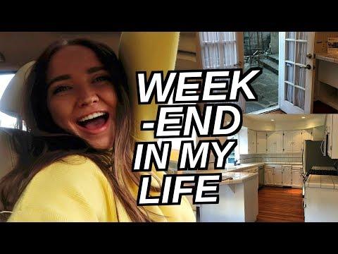 Weekend in My Life: College Orientation and House Hunting! | Kenzie Elizabeth