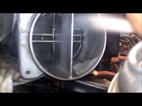 How to clean your MAF sensor