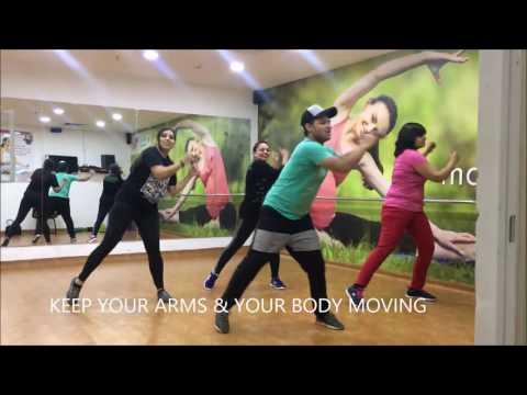 Zumba Workout Session with Paras Bliss Hospital Panchkula - Session 1